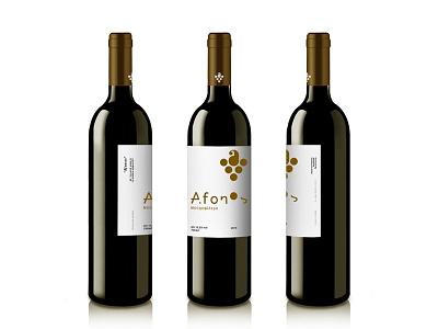 Afonos design label speechless afonos arcadia protected designation of origin wine moschofilero