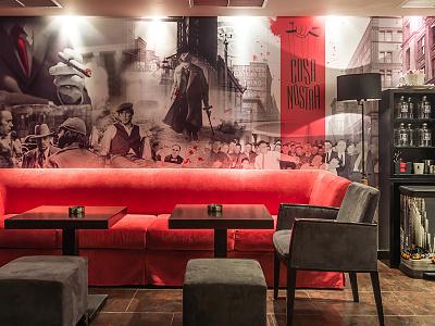 Cosa Nostra Cafe collage cosa nostra cafe mafia wallpaper