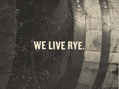 Rye 101