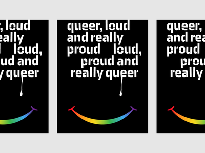 Queer, Loud and Really Proud