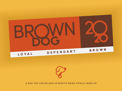 Brown Dog 2020 - Warmup #7