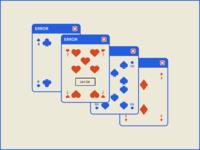 Playing Cards XP – Warmup #11