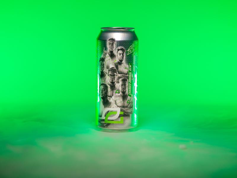 MTN DEW® Gamefuel mountain dew amp gamefuel drink can illustration packagingdesign pepsico mtndew
