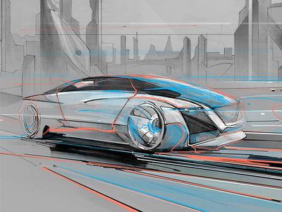 Flex Intelligence edelman future car flex