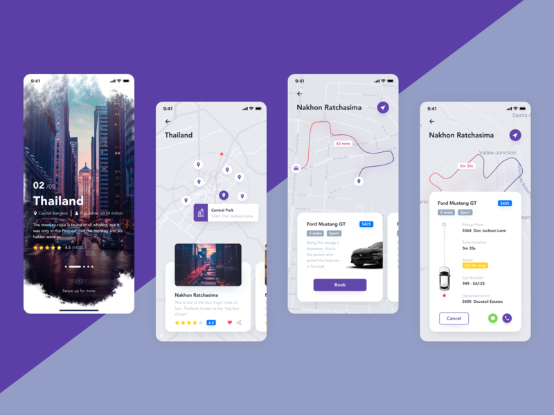 [Daily UI] #020 - Location Tracker tracker app location tracker ui design 100 daily ui uidesign interaction design ui dribbble web design web daily 100 challenge daily ui