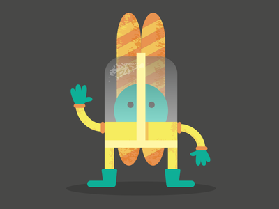 1 of 6 aliens for a secret project texture vector illustration character character design ufo alien