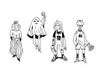 Weird Gang