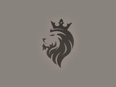 King Leon leon king logo lion