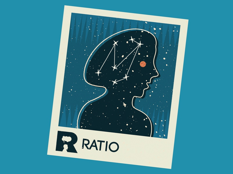 Nueroplasticity universe neuropaths head ratio polaroid