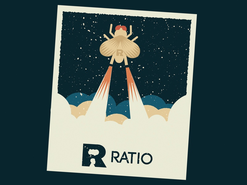 Fly fly science design ratio flies fly