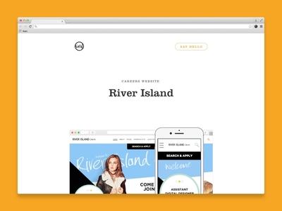 Work website ux ui responsive portfolio mobile designer
