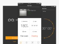 Smart Oven Companion App