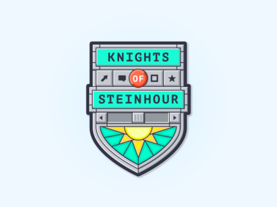 Knights of Steinhour Sticker