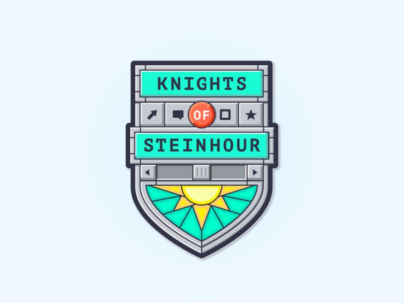 Knights of Steinhour Sticker