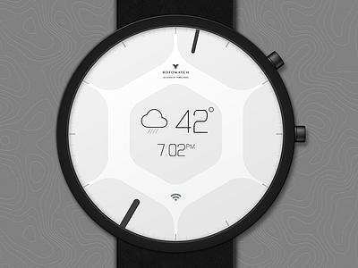 Smart Watch concept smart watch product design photoshop
