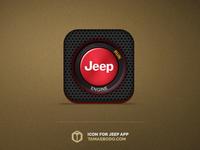 Jeep app icon