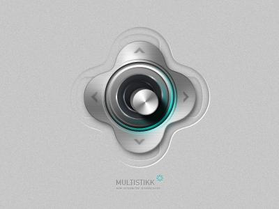 Multistikk   Controller icon app iphone ui