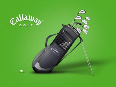 Callaway Icon design icon ps
