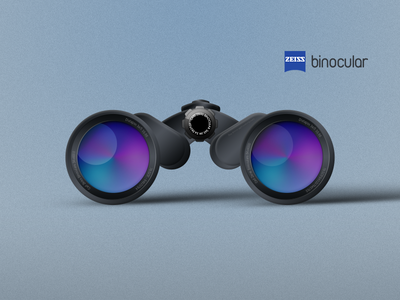 Zeiss Binocular icon ps binocular