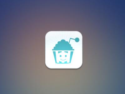 Leanback icon