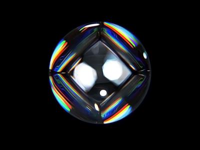 BOX_glass app illustration design