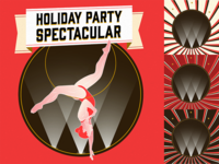Holiday Party Design Elements (WIP)