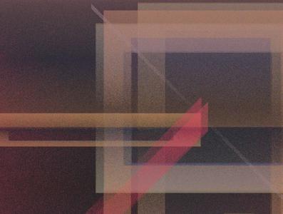 Fornlorn Ligh Arch generative art poster art
