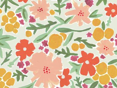 Brushed Flora