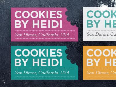 Cookies By Heidi