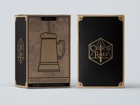 Critical Role Tankard Packaging