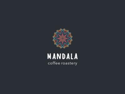 Mandala Coffee Roastery Logo