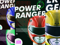 Power Ranger - Fanboys