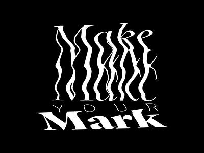 MYM 2020 vector typography typo illustration handmade glitch design brand design branding brand