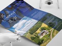 Bavaerials - TriFold Landscape Brochure