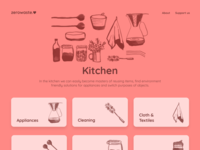 zerowaste.love - Kitchen