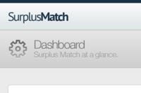 Surplus Match Admin Panel