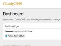 CandyCMS