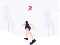Running Illustration 2