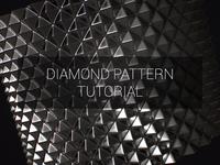 Diamond Pattern tutorial