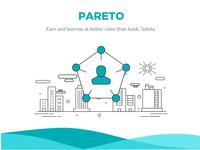 Pareto - Landing Page