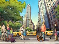 Rusty in New York