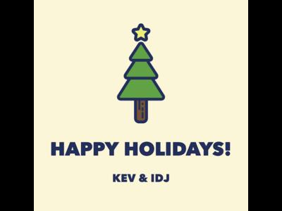Holidays 2016 holidays christmas tree icon
