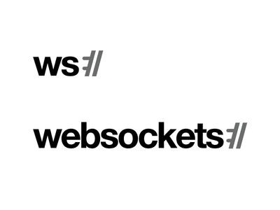 Websockets idea logo sockets web websockets