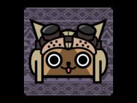 Monster Hunter Felyne/Palico app icon