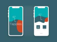 Tapples - Splash Screen