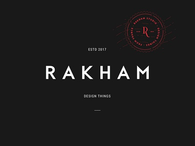 Rakham - Branding