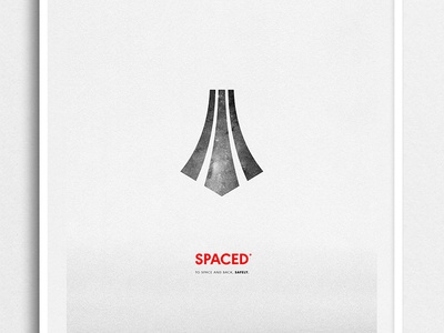 SPACED posters