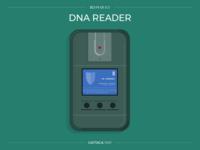 Sci-Fi UI #21 - DNA Reader