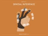 Sci-Fi UI #23 - Spatial Interface