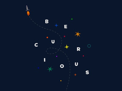 Be Curious Wallpaper By Chris Hendrixson